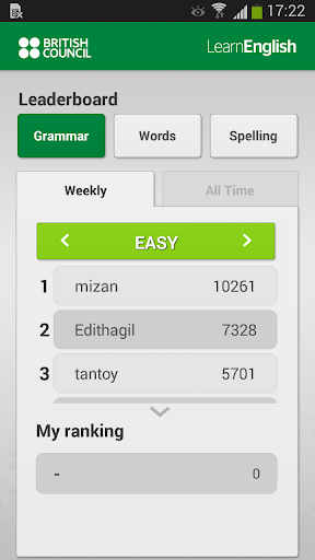Learn English with Johnny Grammar's Word Challenge  screenshots 6