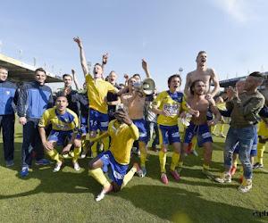 Topschutter STVV ook volgend seizoen te zien bij de Kanaries