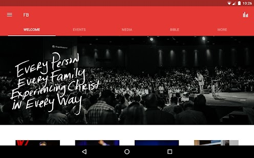First Bossier Church- screenshot thumbnail