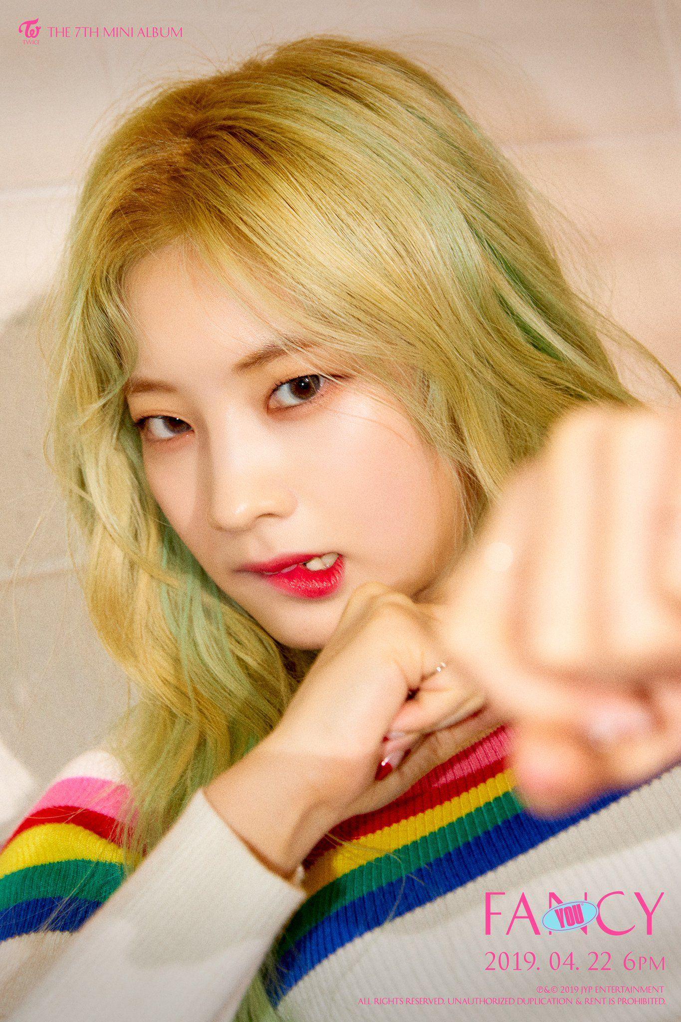 APPRECIATION - PT1: TWICE's Dahyun hairstyles! | Hallyu+