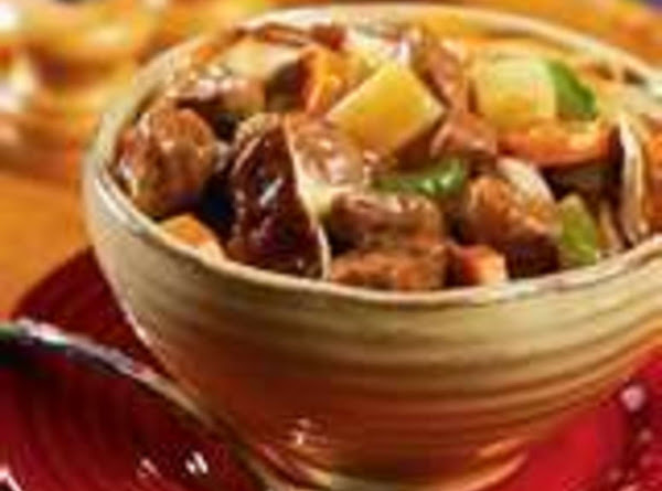 Wild Mushroom Beef Stew Recipe
