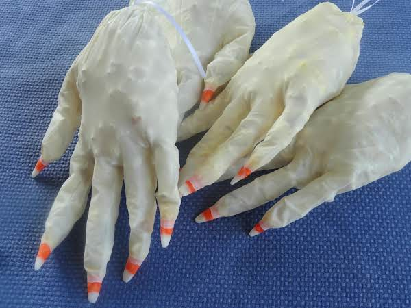Witch's Hands!