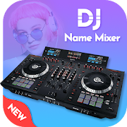 DJ Name Mixer With Music Player - Mix Name To Song app analytics