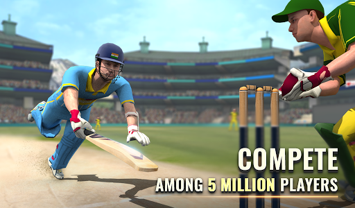 Sachin Saga Cricket Champions 1.1.1 gameplay | by HackJr.Pw 14