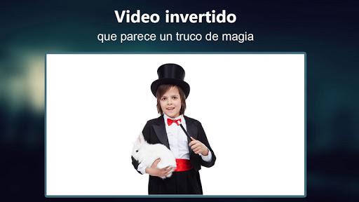 Película Invertida video magia screenshot 4