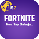 Companion for Fortnite (News, Shop, Stats) icon