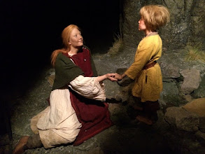 Photo: Settlers Museum mannequins
