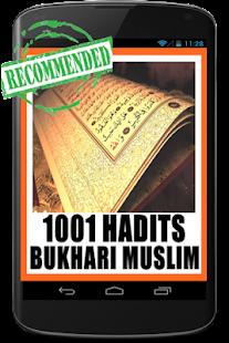 1001 Hadits Bukhari - náhled