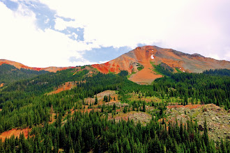 Photo: Red Mountain off of 550