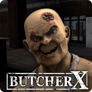 Butcher X - Scary Horror Game/Escape from hospital