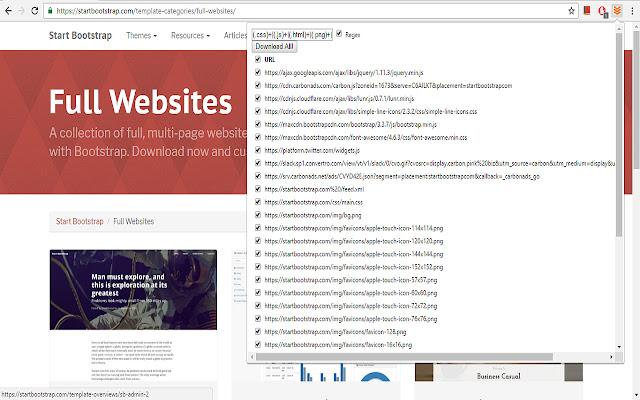Web Page Downloader