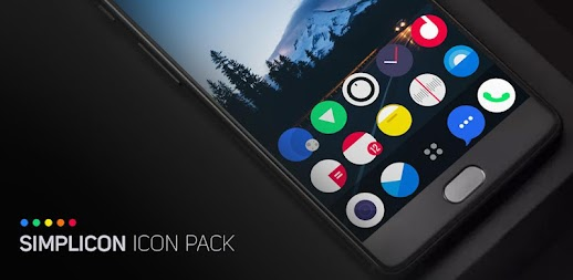 Simplicon Icon Pack APK