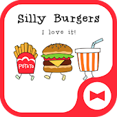 Silly Burgers +HOME Theme