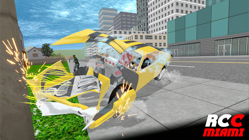 Real Car Crash Miami Apk Download Apkpure Co