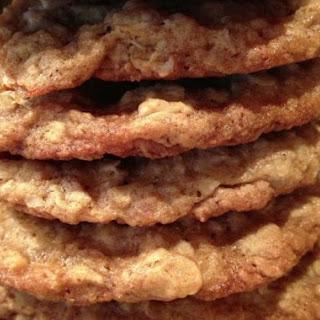 Caramel & Pecan Oatmeal Cookies
