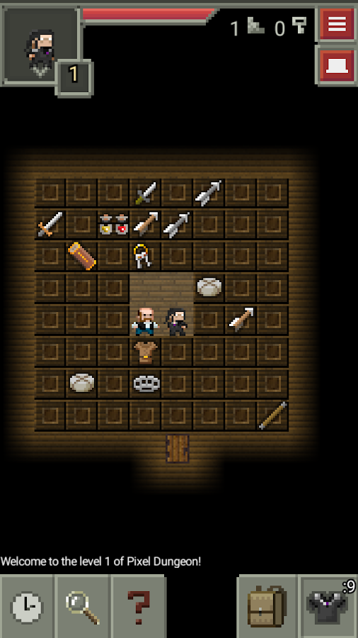 Remixed Dungeon- screenshot