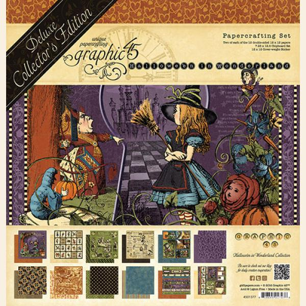 Hallowe'en in Wonderland—Deluxe Collectors Edition