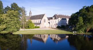 photo de Abbaye Notre-Dame de Melleray (Communauté du Chemin Neuf)