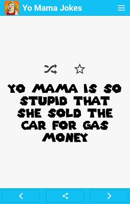 Yo Mama Jokes - screenshot