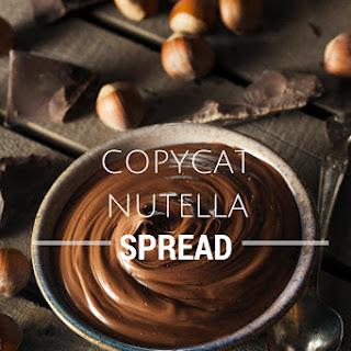 Copycat Nutella Like Spread