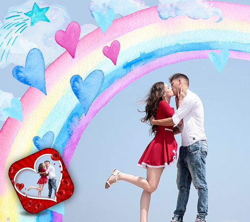 Sweet Love Photo Frames Free 2.1 screenshots 4