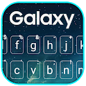Simple Galaxy Keyboard Theme icon