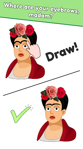 DOP: Draw One Part screenshot 1