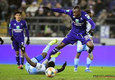 """Kayembe over vertrek bij Anderlecht: """"Kompany wees me er vorig jaar al op"""""""