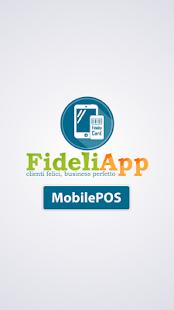 FideliApp MobilePOS - náhled