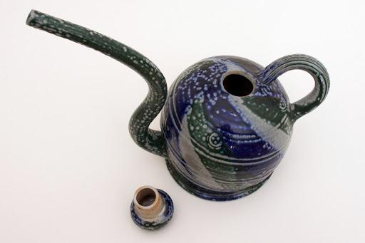 Peter Meanley Ceramic Teapot 16