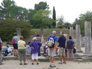Photo: Visite guidée des ruines