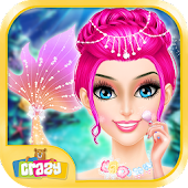 Mermaid Princess Makeover Salon: Mermaid Fashion