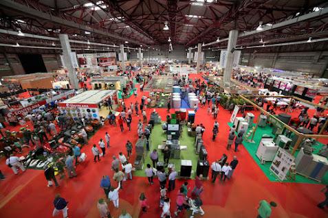 La feria Abanca Semana Verde cumplió 40 años con satisfacción de expositores y público y una asistencia que volvió a superar los 100.000 visitantes