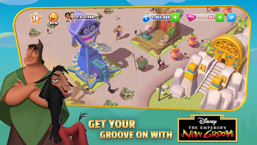 Disney Magic Kingdoms: Build Your Own Magical Park 5.3.0j screenshots 1