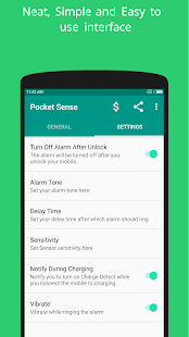 Pocket Sense Screenshot
