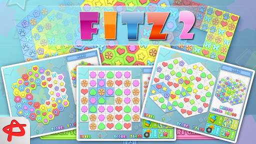 Fitz 2: Magic Match 3 Puzzle 1.21.5 screenshots 5