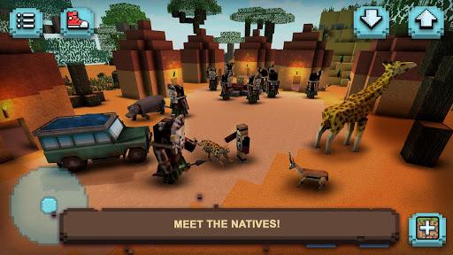 Savanna Safari Craft: Animals 1.13-minApi23 screenshots 6