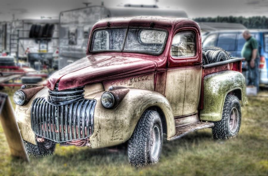 by Derek Tomkins - Transportation Automobiles