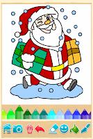 Screenshot of Christmas Coloring