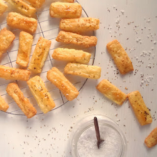 Cheese Caraway Crackers Recipe