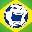 Football Live Scores App Brazil 2018 icon
