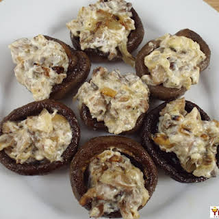 Stuffed Mushrooms With Sour Cream Recipes.