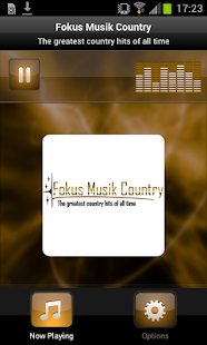 Fokus Musik Country- screenshot thumbnail