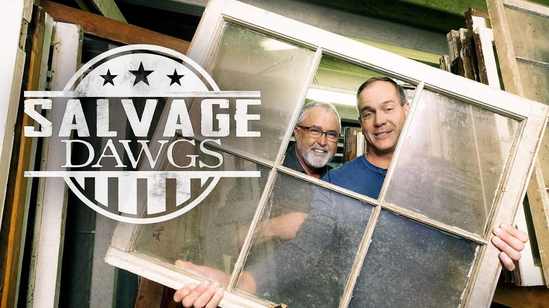Watch Salvage Dawgs live