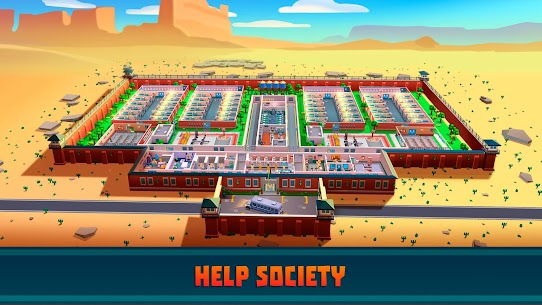 Prison Empire Tycoon Game 1.2.3 Apk + Mod (Money) Android FREE 1