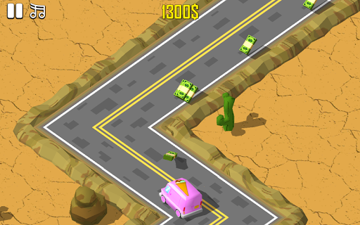 Rally Racer with ZigZag screenshot 3
