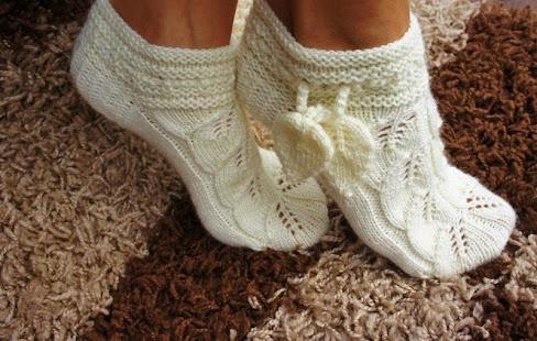 Вязание носков - náhled