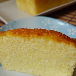 No Ovalette Moist Sponge Cake.