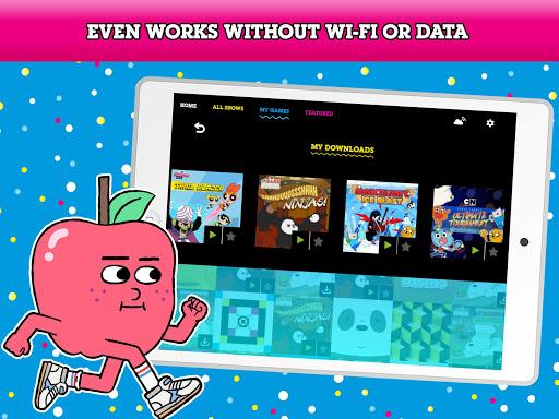 Cartoon Network GameBox screenshot 20