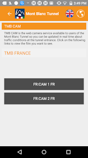 TMB Mobility- screenshot thumbnail